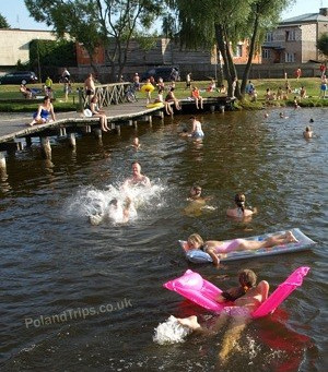 Wild Swimming Picture of the Week: Poland