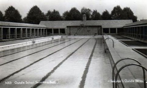 Oundle School Swimming Baths Lido History