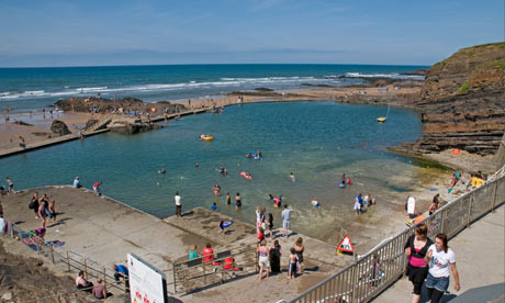 bude sea pool cornwall