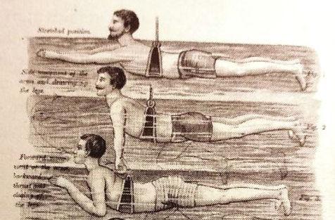 Old Trafford Public Baths Swimming Hstory