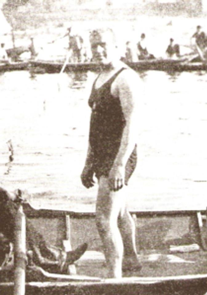 John/Jack Jarvis Wild Swimmer