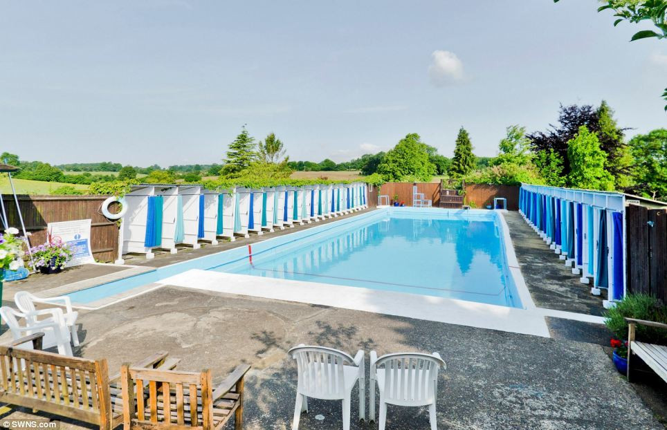 House and Lido for sale