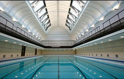 Swimming History London CAMDEN TOWN.  Public swimming Bath, King Street. swimming history 