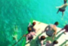 Baines des Paquis diving boards