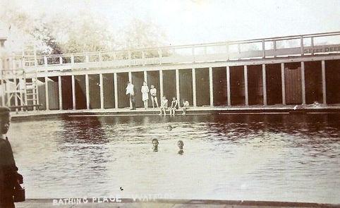 Bathing Place Watford