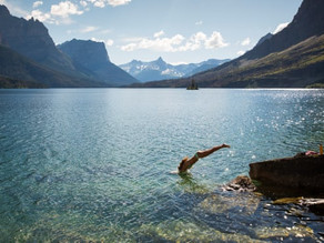 Wild Swimming is the New Yoga