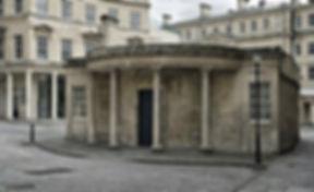 Bath Street Baths Bath Swimming History