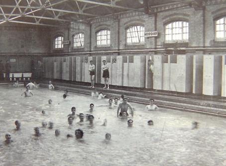 Aylestone Swimming Baths Leicester