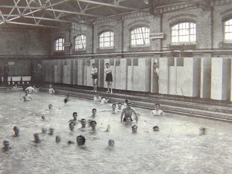 Aylestone Swimming Baths Leicester