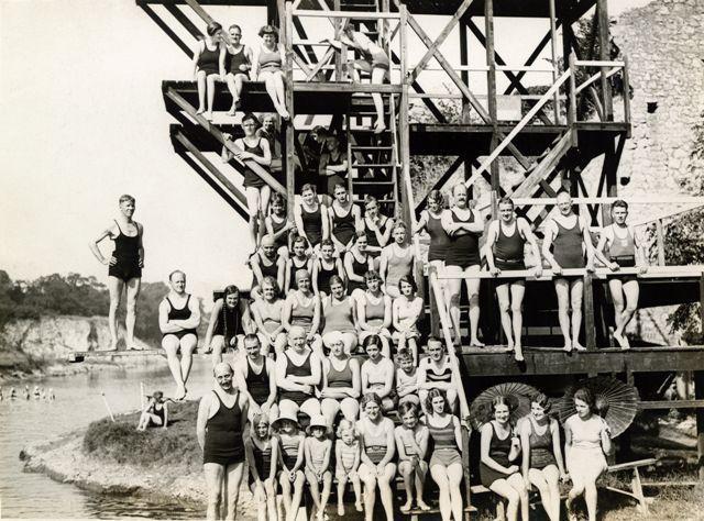 Henleaze Swimming Club 100 years
