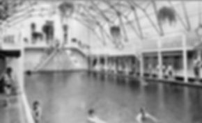 Eastbourne Swimming Baths History