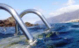 Alcala natural swimming pools