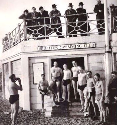 Brighton Swimming Club History