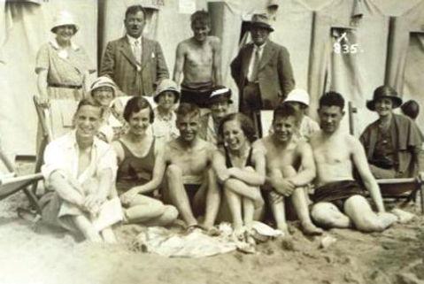 Bournmouth Swimming History