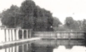Devizes Canal Bathing Place Swimming History