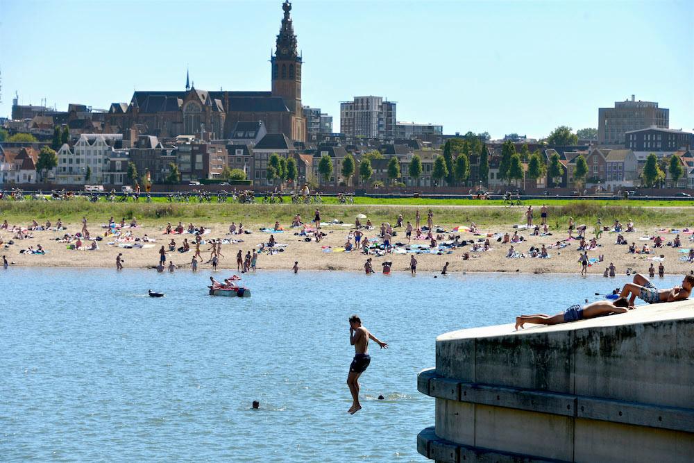 Wild Swimming Dutch Style
