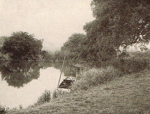 Pool of Nokomis Aylestone Boat House History Leicester