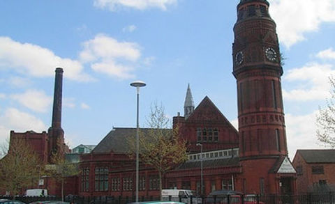 Small Heath Birmingham, Swimming history
