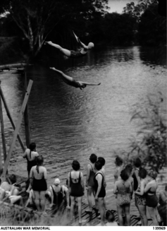 Australian River Swimming history