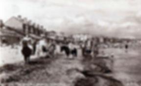 NEWBIGGIN Beach Swimming History