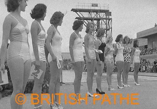 New Brighton Beauty Parade 1951