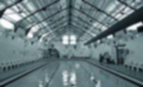 Elland Swimming History, Public Swimming