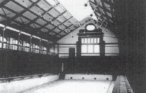 Swimming History London DEPTFORD (NEW CROSS). Public Swimming Bath, Laurie Grove.