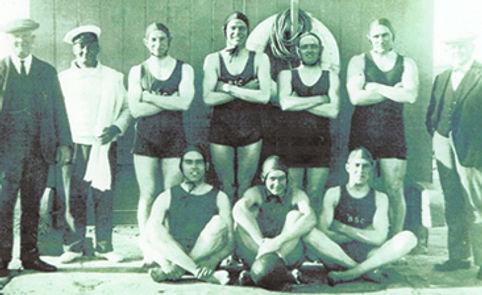 WIMBORNE Swimming Club History