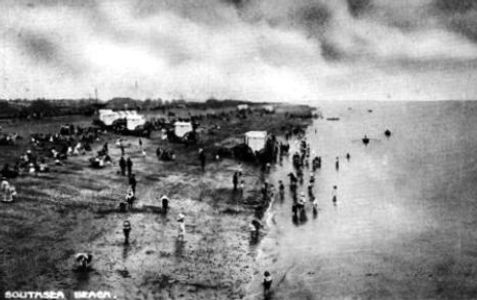 Southsea Beach Wild Swimming History