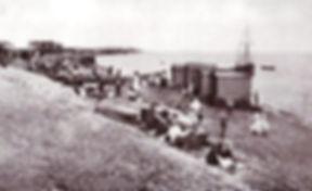 Thorpe Bay Southend Swimming History
