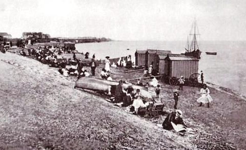 Thorpe Bay Southend Swimming History