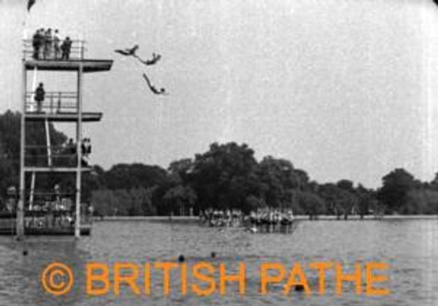 Hampstead Heath Mens Bathing Pond