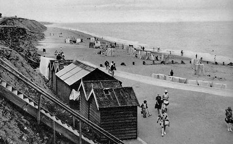 Hornsea Beah Bathing and Swimming History