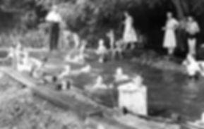 Cygnet River Swimming Baths, Amersham.