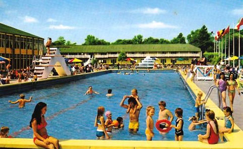 Butlins Bognor Regis Outdoor Swimming Pool