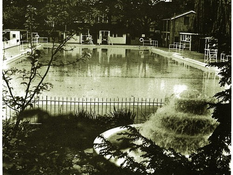 Swimmers Campaign to Re-Open Lost Lido on Peckham Rye