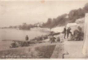 Lyme Regis Bathing Place Swimming History