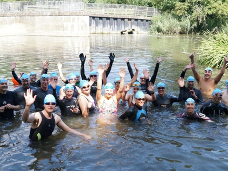 'Swim the Cam' will make a splash in Cambridge this weekend