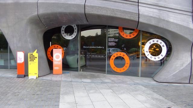 Visit the London exhibition Urban Plunge