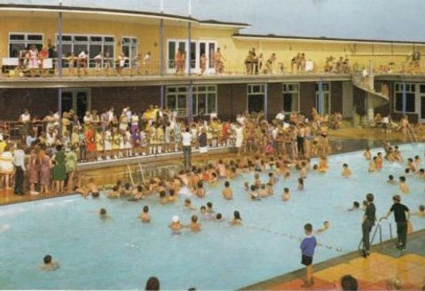 Cleethorpes - Beachcomber Swimming Pool