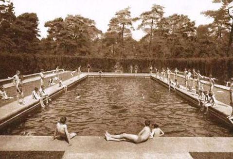 Russell School Addington Surrey  Swimming History