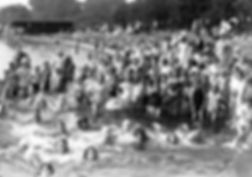 Wensum Park during the 1930s Swiming History
