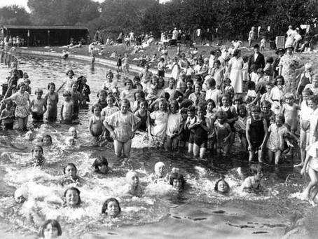 Swimming History: Natural pools in Norfolk