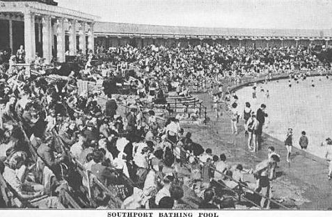 Southport Bathing Pool History