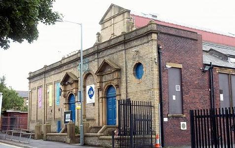 Burnley Swimming Baths History Gannon Lane