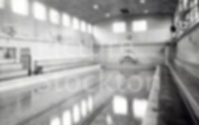 STOCKTON Bath Lane Baths Swimming History