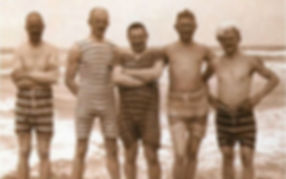 Sea Bathers Ulverstone Swiming History