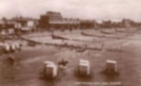 Bathing Machines at Bognor Swimming History