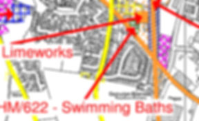 Charlton SHEPTON MALLET Public Baths Swimming History