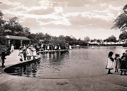 Plumstead Common Bathing Lake London Swimming History